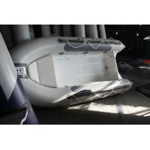 Motor Boot Fischerboot RIB360 Geschwindigkeit
