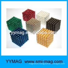 5mm 216pcs bucky magnet balls