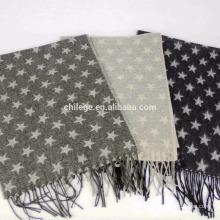jacquard WOOL Scarf scarf