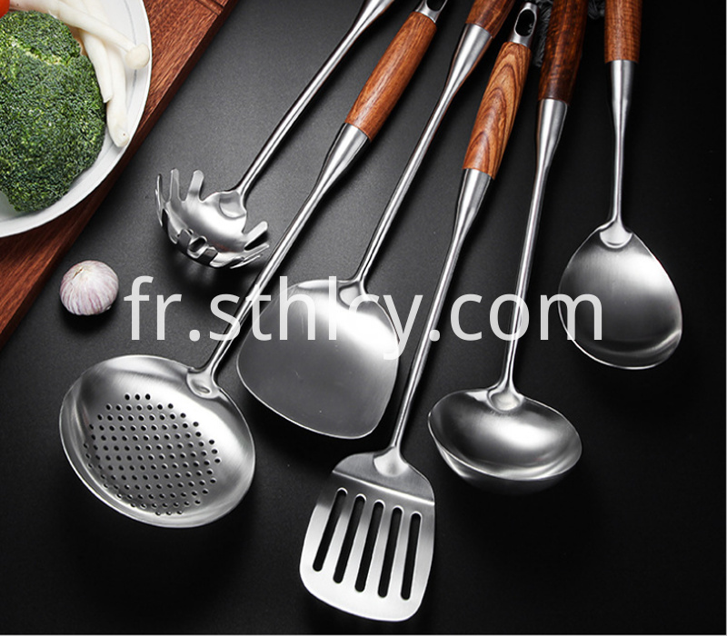 Health Stainless Steel Spatula