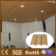 Fabricante interno profissional 192 * 34mm do painel de parede de WPC