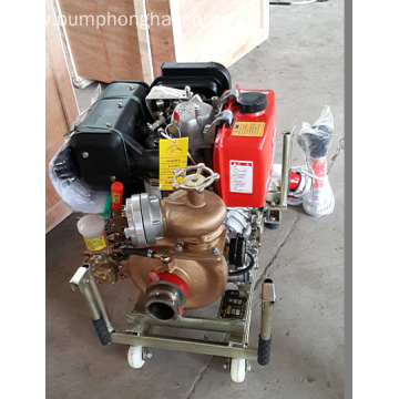 CWY series marine portable diesel water pumps