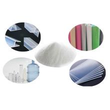 Ayudas de procesamiento para la fábrica de productos transparentes