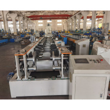Automatic Cable Trunking Roll Forming Machine