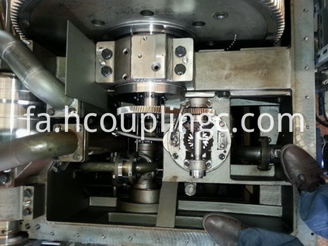 Voith Turbo Coupling