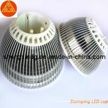 Stamping LED Cup Shell Radiator Heatsink Light (SX031)