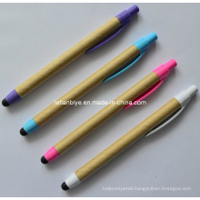 Promotion! Paper Ball Pen with Touch Function (lLT-Y150)