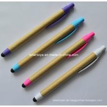 Beförderung! Papierkugelschreiber mit Touch-Funktion (LLT-Y150)