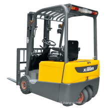 Xilin New Design 1600kg 1.6T Wide Balance Electric Lift Hydraulic Boom Pallet Jack With Easy Control For Factory