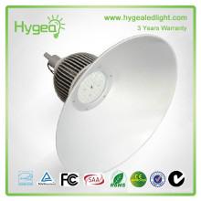 China Fornecedor IP65 AC85V ~ 265V luz de baía de LED 150W LED de alta