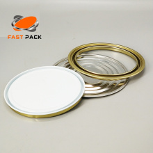 176mm metal components lid ring bottom