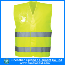 2016 Best Sales Safety Produkt High Vis Weste Work Uniform für den Sommer