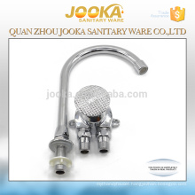 """Premium magnetic brass 1/2"""" foot pedal faucet for bathroom kitchen"""