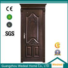 Massive Holztüren für Außentüren der Wohnung (WDHO46)