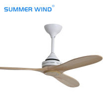 Cheap homeroom AC/DC motor ceiling fan without light