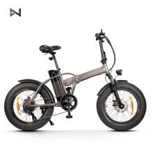 preço econômico bicicleta elétrica de pneus gordos
