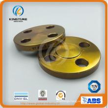 Carbon Steel Blind Flange A105n Forged Flange to ASME B16.5 (KT0409)