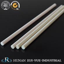 Tubo de filtro de agua de alúmina cerámica tubo 99% Al2O3