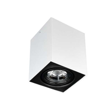 Black Cylindrical LED Downlight