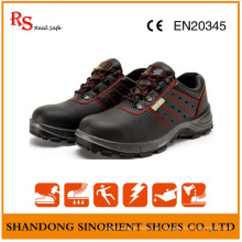 Preço básico Sapatos de trabalho de segurança com segurança RS109