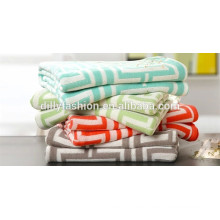 2015 multi-purpose 100% cashmere swaddle baby blanket