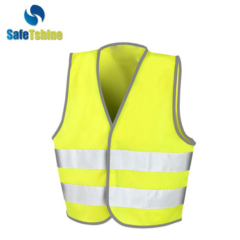 EN1150 reflecting reflective children kids safety vest