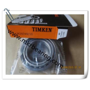 Roulement à rouleaux coniques Timken avec Lm29749 / 10