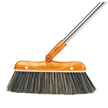 Wholesales Widely Use Professional Long Handle Garden Rotating Broom