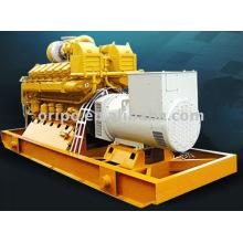 Conjunto de gerador de motor Hichi H12V190Z refrigerado a água