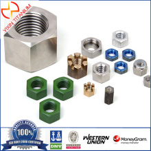Farbige Titan Hexagon Nuts - Yixin