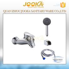 Mid-east design bathroom bath and shower faucet