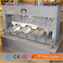 Machine de formage de métal de plancher, Machine de fabrication de carreaux de sol en métal