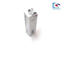 Luxury Design Small Cheap Hot Fashion Paper Lip Stick Lip silver Gloss Boxes