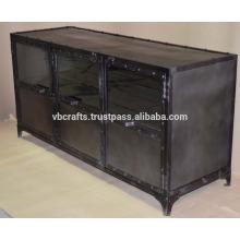 промышленная металлическая подставка под телевизор