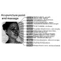 Soulage la fatigue oculaire et masseur de fatigue / massage des yeux pas cher avec des masseurs de haute qualité / yeux fournis directement par l'usine