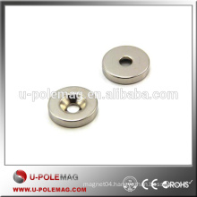POT04 Series High Pull Force NdFeB Neodymium Magnet