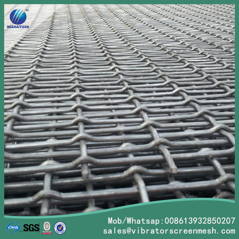 Woven Wire Farming Floor