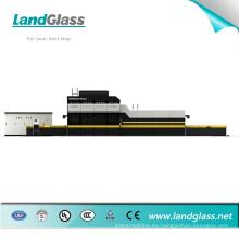Landglass Certificado CE de vidrio templado de vidrio flotado de la máquina de horno de templado