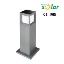 Jardim de alumínio CE Solar Iluminação 2015 novos produtos de jardim
