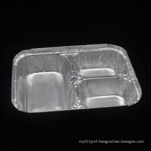 Takeout box square barbecue baking aluminum foil lunch box