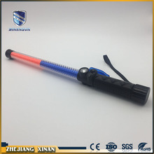 usb rechargeable led light traffic baton