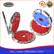 Od115mm Deux ou trois couches Diamond Tuck Point Blade