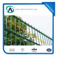 ISO 9001 Double Horizontal Welded Mesh Fencing