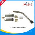 Hot Sale Super Qualidade Binzel 36KD / 40KD / 501D ar resfriado Torneamento de solda ponta de contato