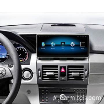 Android Mercedes Benz GLK X204 2008 do 2012