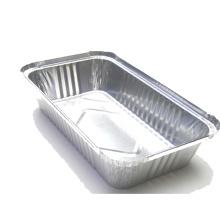 Eco-Friendly disposable aluminum foil food trays