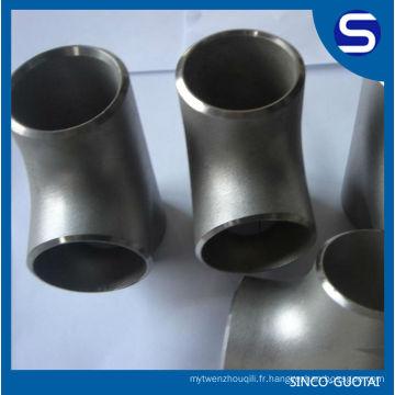 ss304 ss316l acier inoxydable té réducteur en acier inoxydable