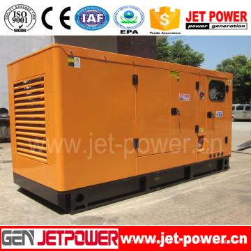 Preço diesel do gerador da fonte ausente silenciosa super de 66dB 7m 30kVA
