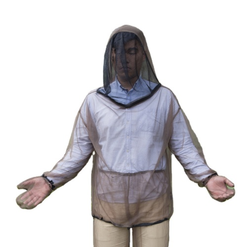 Venta al por mayor Ventilar Body Cover net Trajes anti insectos