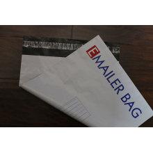 Grandes cantidades de colores impresos Logo Plastic Mailing Bag